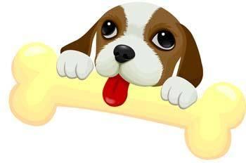 Puppy vector 6