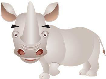 free vector Rhino 2