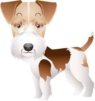 free vector Terrier 10