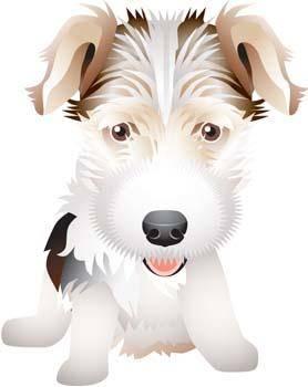 free vector Terrier 11