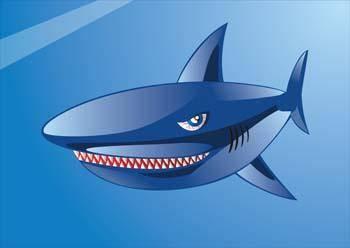 free vector Shark Vector 1