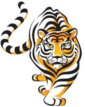 free vector Tiger 4