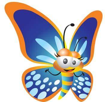 free vector Butterfly Vector 12