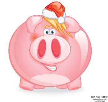 free vector Pig 30