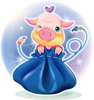 free vector Pig 50