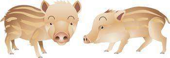 free vector Hog 1