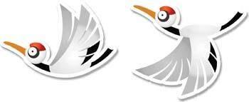 free vector Flying Bird