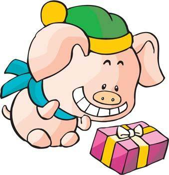 free vector Pig 48