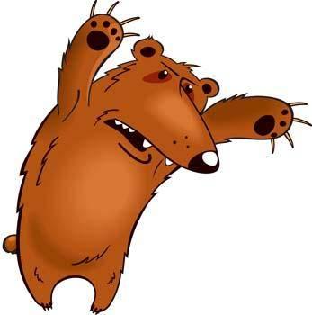 free vector Bear 19