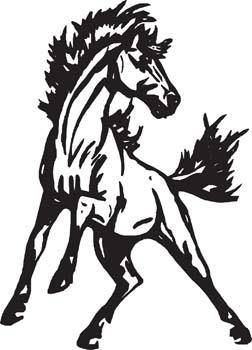 Horse Vector 1