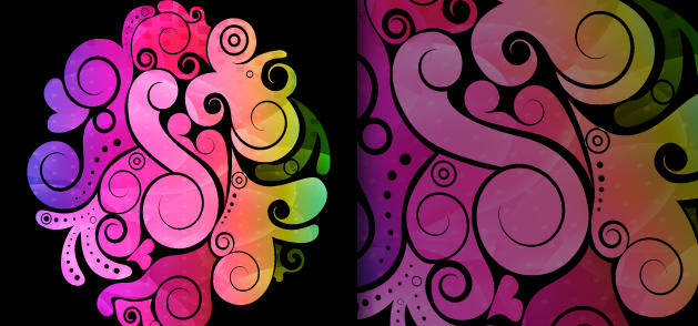 Free Colorful Background Illustration