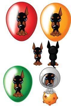 Dog Vector 35