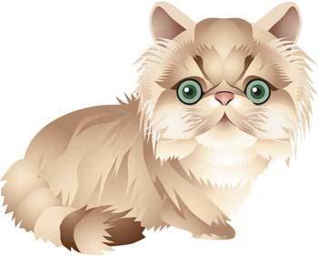 free vector Cat vector 76