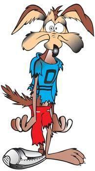 free vector Coyote 2