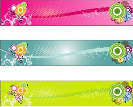 free vector Free Banner Vector