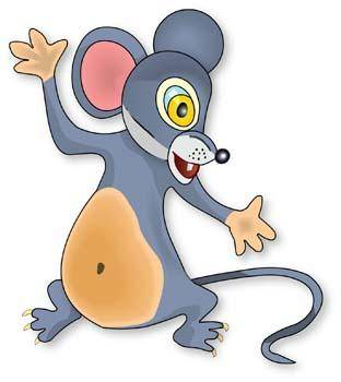 free vector Mouse Vector 14
