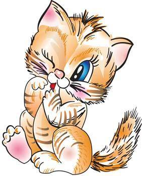 free vector Cat vector 12