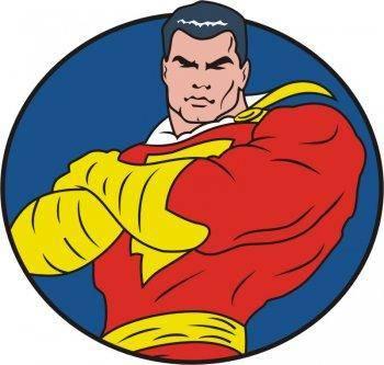 free vector Captain marvel vector, marvel inc cartoon vector, cartoon cdr vector, corel draw cartoon vector