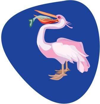 free vector Pelican 1