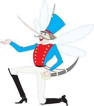 free vector Mosquito 3