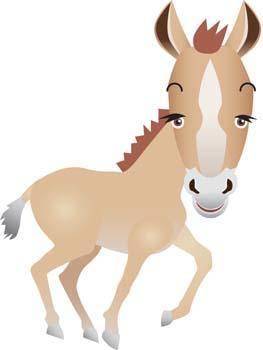 Horse Vector 11