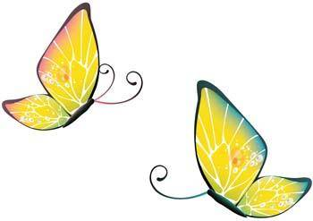 free vector Butterfly Vector 27