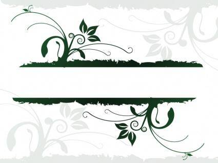 Organic Design Juices flowing Banner