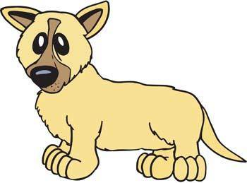 Dog Vector 18