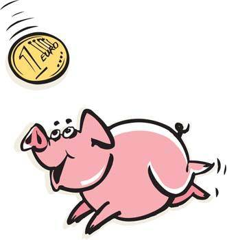free vector Pig 34