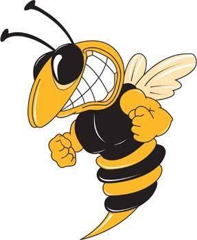 free vector Bee 12