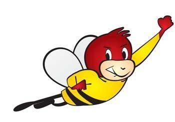 free vector Bee 7