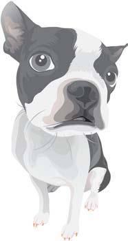 Dog Vector 1