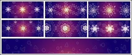 free vector Vector background patterns-26