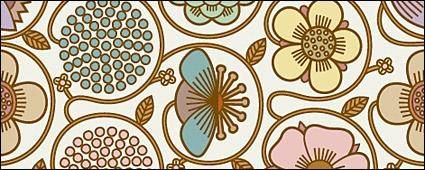 free vector Vector background patterns-7