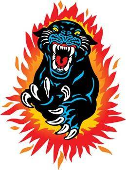 free vector Panther 2