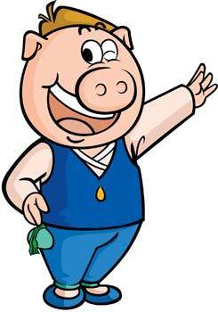 free vector Pig 26