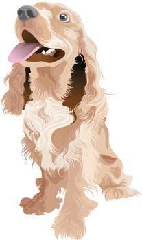 free vector Puppy 1