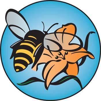 free vector Bee 9