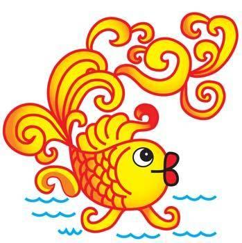 Gold Fish 4