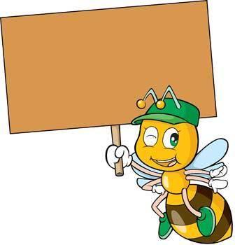 free vector Bee 22