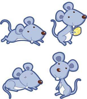 free vector Mouse Vector 26
