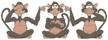 free vector Monkey 1