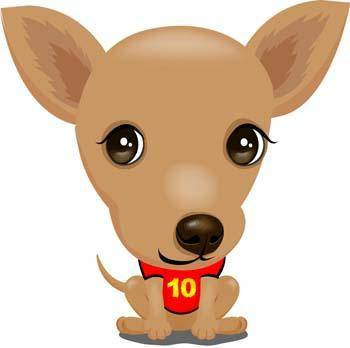free vector Terrier Dog