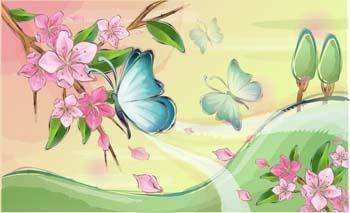 free vector Butterfly Vector 26