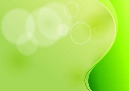 Green background vector 130229