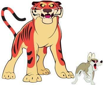free vector Tiger 13