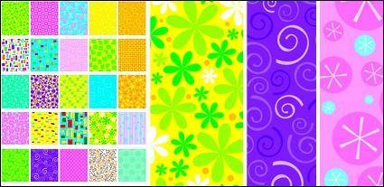 Joyful useful for background material vector-1