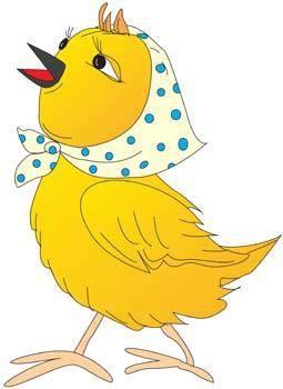 free vector Little Chicken vector 5