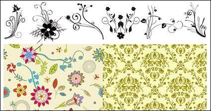 free vector Practical pattern vector
