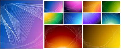 free vector Symphony vector background material